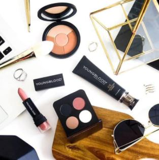 Youngblood makeup brand
